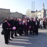 marsz amazonek 2012