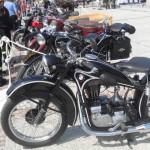 II Miejska Wystawa Motocykli Zabytkowych