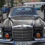 Wystawa zabytkowych pojazdów