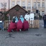 Jasełka na Placu Jana Pawła II
