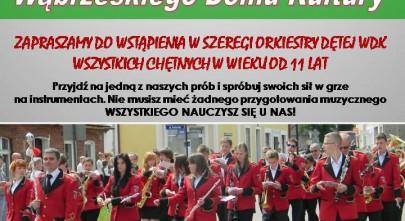 orkiestra nabór