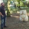 Rzeźba Trzy formy